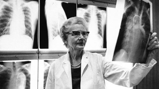 America's First Female Cardiologist was a Game Changer in the Field of Medicine. Picture courtesy: Jackson Laboratory