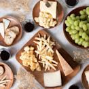 """<p><strong>Murray's Cheese</strong></p><p>murrayscheese.com</p><p><strong>$79.00</strong></p><p><a href=""""https://go.redirectingat.com?id=74968X1596630&url=https%3A%2F%2Fwww.murrayscheese.com%2Fcheeses-of-the-world-sampler&sref=https%3A%2F%2Fwww.esquire.com%2Flifestyle%2Fg30645451%2Ffirst-valentines-day-gift-ideas%2F"""" rel=""""nofollow noopener"""" target=""""_blank"""" data-ylk=""""slk:Buy"""" class=""""link rapid-noclick-resp"""">Buy</a></p><p>Make a night out of it with a sample of the best cheeses from around the world. A bottle of wine or whiskey wouldn't go amiss, either.</p>"""