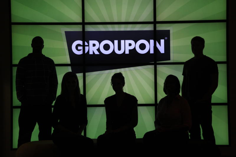 News Summary: Groupon 3Q revenue falls short