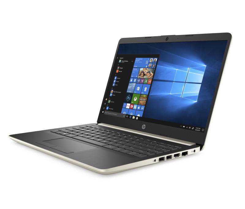 The HP 14 Slim is a great pick up to go back to school. (Photo: Walmart)