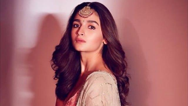 Alia Bhatt says she's 'honoured and humbled' to receive an invite from The Academy