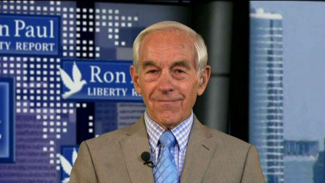 <p>Former presidential candidate Dr.Ron Paul on New York City Mayor Bill de Blasio wanting to tax the rich in order to repair the NYC subway system. </p>