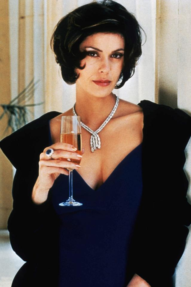"PARIS CARVER   MOVIE: <a href=""http://movies.yahoo.com/movie/1800026423/info"">Tomorrow Never Dies</a>  ACTRESS: <a href=""http://movies.yahoo.com/movie/contributor/1800026425"">Teri Hatcher</a>  ALLEGIANCE: Married to Elliot Carver, but still in love with Bond.  LAST SEEN: Killed by an assassin hired by her mogul husband.  SPECIAL SKILLS: Providing Bond with critical info and passive-aggressive jabs."