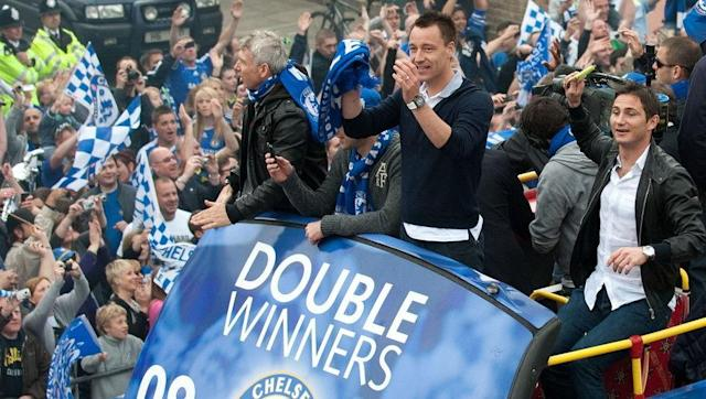 <p>History was made once again for Terry and his colleagues in 2010 when Chelsea managed to acquire the Premier League title and the FA Cup within the same season, resulting in an emphatic double.</p> <br><p>No captain in Chelsea's broad history has ever managed to achieve such an illustrious honour, and Terry is still the most recent English skipper to have done so at any club in the top-flight.</p>