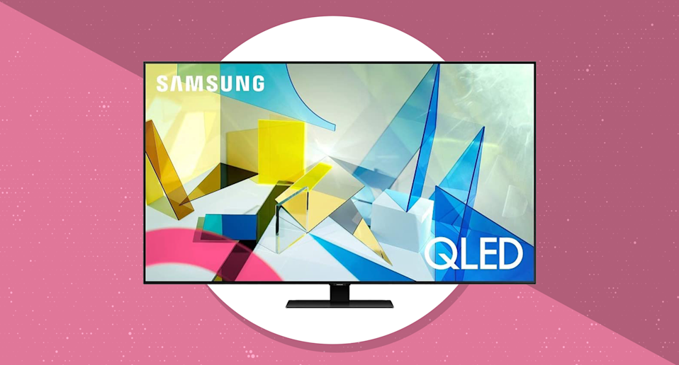 Save $202 on this Samsung 49-inch Class QLED Q80T Series 4K UHD TV. (Photo: Samsung)
