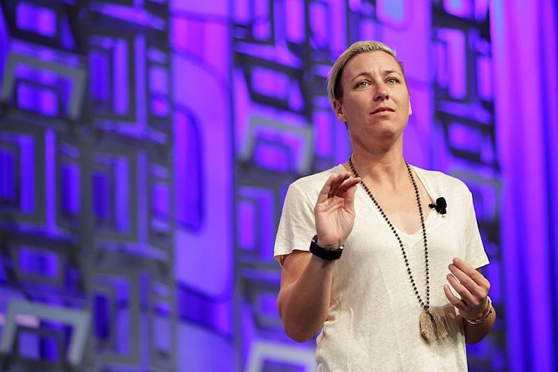 Abby Wambach reveals she abused alcohol, prescription drugs for years