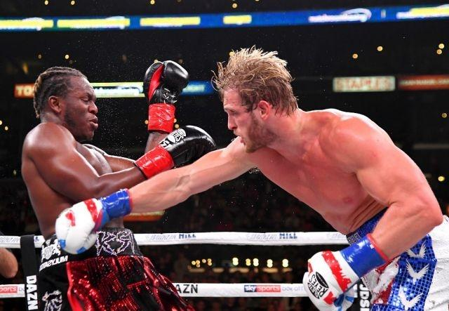 Britain's KSI edges Paul as YouTubers fight show a hit