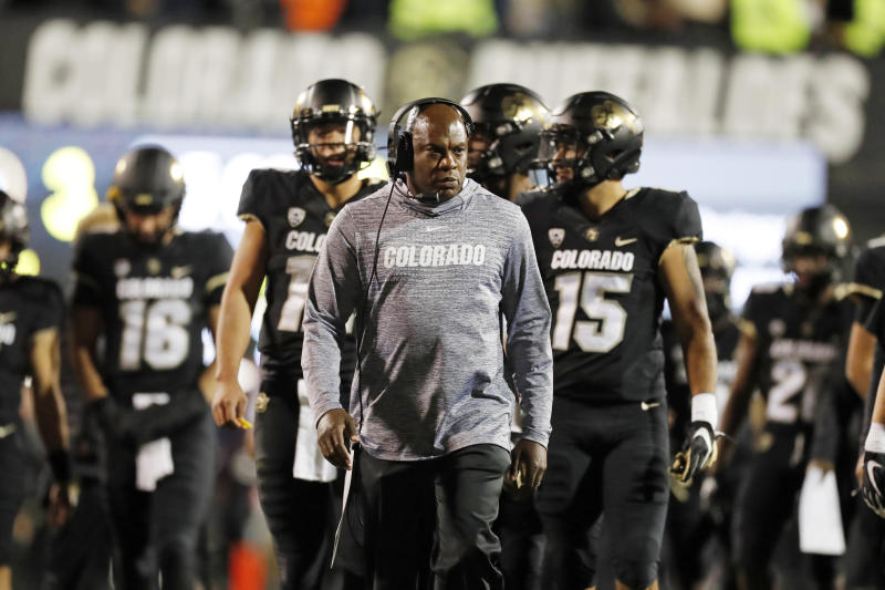 Mel Tucker leaving CU after one season to coach at Michigan State