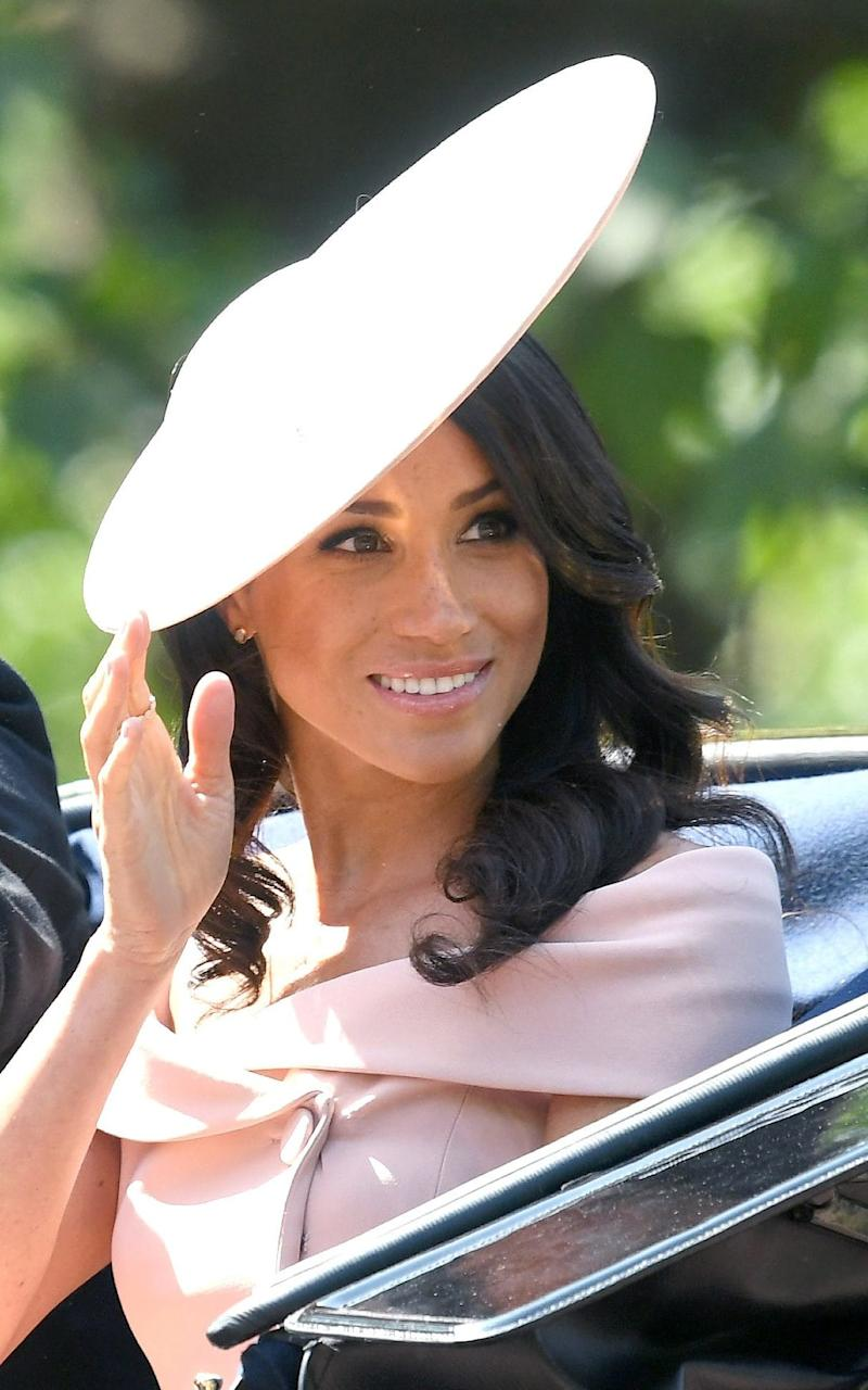 The Duchess of Sussex - WireImage