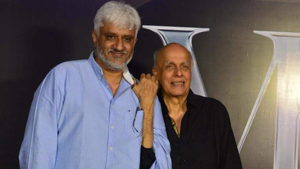 Vikram Bhatt and Mahesh Bhatt reunite for horror film