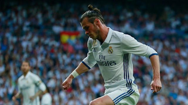 After surprisingly being named in the Real Madrid team for their LaLiga clash against Barcelona, Gareth Bale only played 38 minutes.
