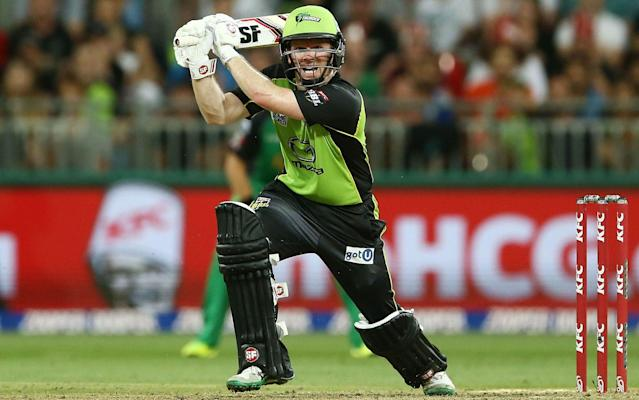 <span>Morgan has played short-form cricket all over the world</span> <span>Credit: getty images </span>