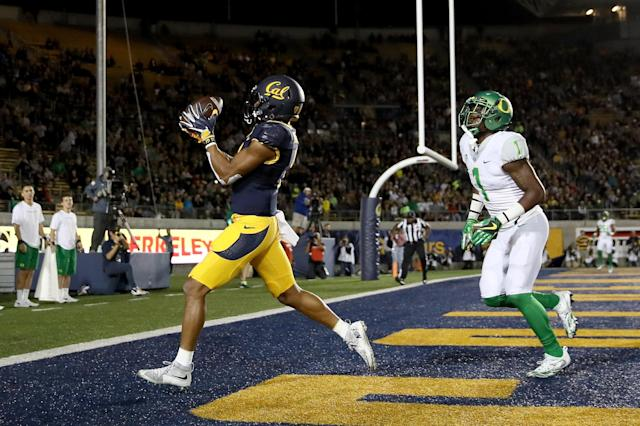 Cal's Demetris Robertson has All-Pac-12 potential. (Photo by Ezra Shaw/Getty Images)