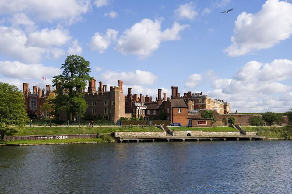 """<p>Richmond is just half an hour's cycle from Henry VIII's magnificent palace at Hampton Court, so for a truly royal day out, hop on a bike and head south.</p><p>You'll pass through sleepy Petersham and Ham before enjoying a relaxing cycle along the Thames to eventually reach the Tudor king's famous country retreat. Once there, go for a tour to learn about Henry's turbulent time as monarch, or enjoy the gardens and maze outside.</p><p><strong>Enjoy a stylish stay in Richmond with Red's fantastic offer which includes a Champagne afternoon tea for two, gourmet picnic and bottle of Prosecco in your room when you stay for two nights.</strong></p><p><strong><a class=""""link rapid-noclick-resp"""" href=""""https://www.redescapes.com/offers/london-richmond-hill-hotel"""" rel=""""nofollow noopener"""" target=""""_blank"""" data-ylk=""""slk:FIND OUT MORE"""">FIND OUT MORE</a><br></strong></p><p><strong><strong>Sign up for inspirational travel stories and to hear about our favourite financially protected escapes and bucket list adventures.</strong></strong></p><p><strong>SIGN UP<br></strong></p>"""