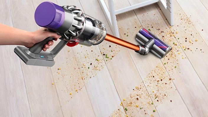 Clean up more messes with this Dyson.