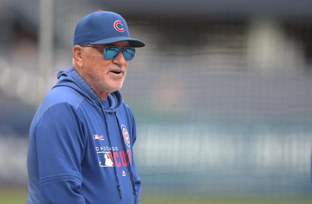 Joe Maddon is reportedly the favorite to be the next Angels manager. (Charles LeClaire-USA TODAY Sports)