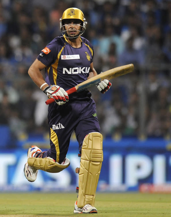 Manvinder Bisla [Kolkata Knight Riders]: 14 matches, 255 runs at strike rate of 108.05. The hero for Kolkata in last year's final, Bisla only played one meaningful knock, but that apart, he failed to take advantage of batting at the top of the order.