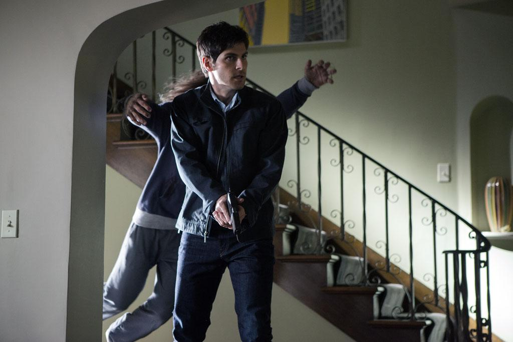 "David Giuntoli as Nick Burkhardt in the ""Grimm"" episode, ""The Other Side."""
