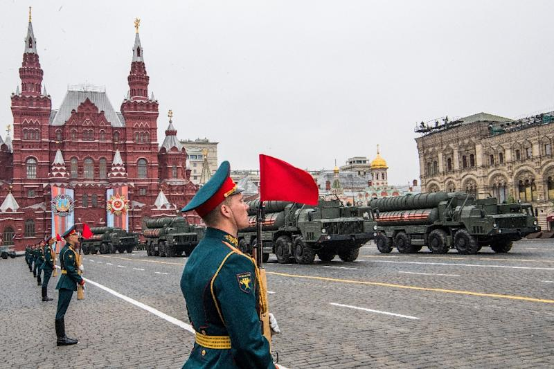 """Turkey has defied mounting pressure from its NATO allies and said the purchase from Moscow of the S-400 system was a """"done deal."""""""