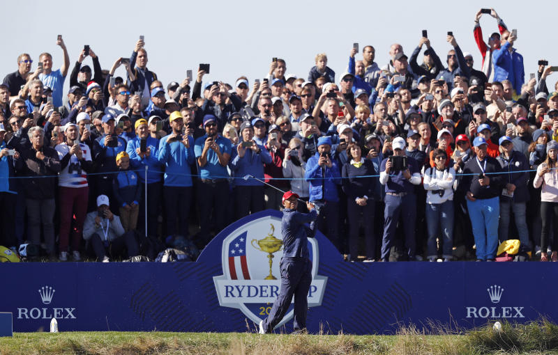 Column: Cranberries and a ticking clock for Ryder Cup fate