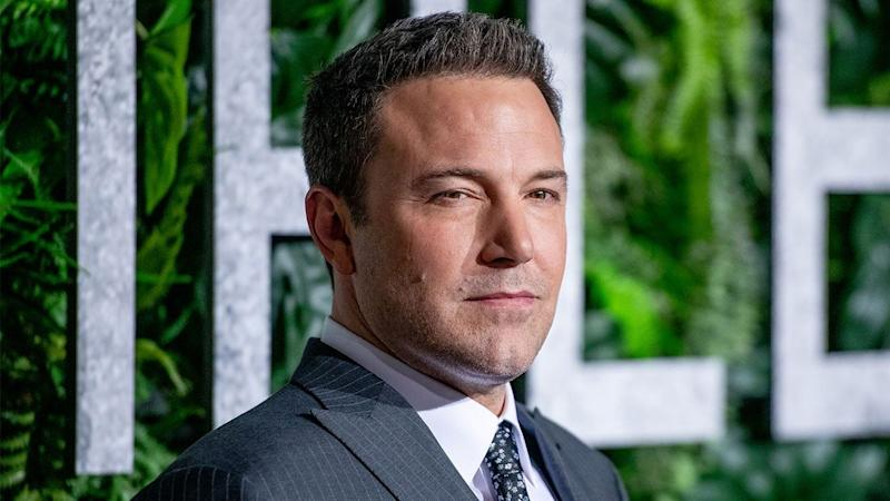 Ben Affleck Says He 'Just Slipped' After Video Sparks Sobriety Concerns