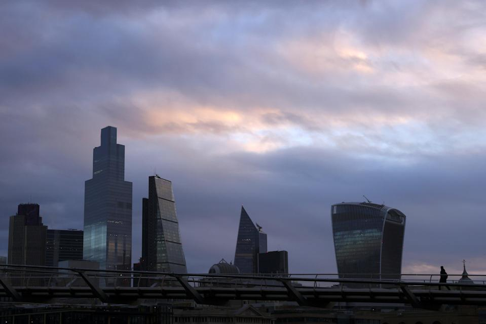 <p>London will be in Tier 2 from Wednesday</p> (REUTERS)