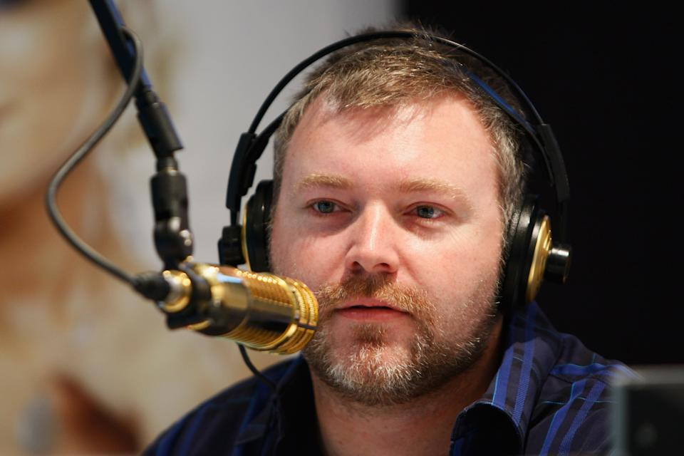 Kyle Sandilands on the 2Day FM Kyle and Jackie O Breakfast show.