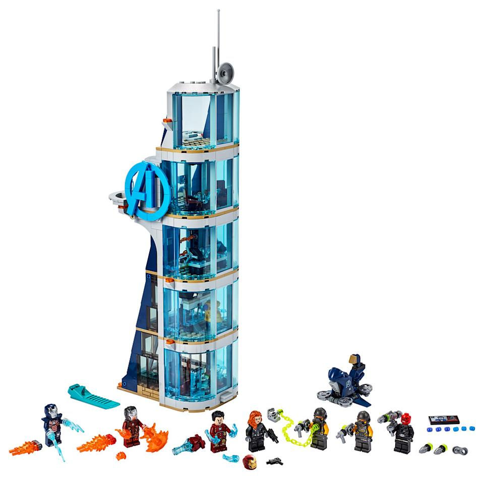 Lego Marvel Avengers: Avengers Tower Battle (Photo: Disney Parks, Experiences & Products)