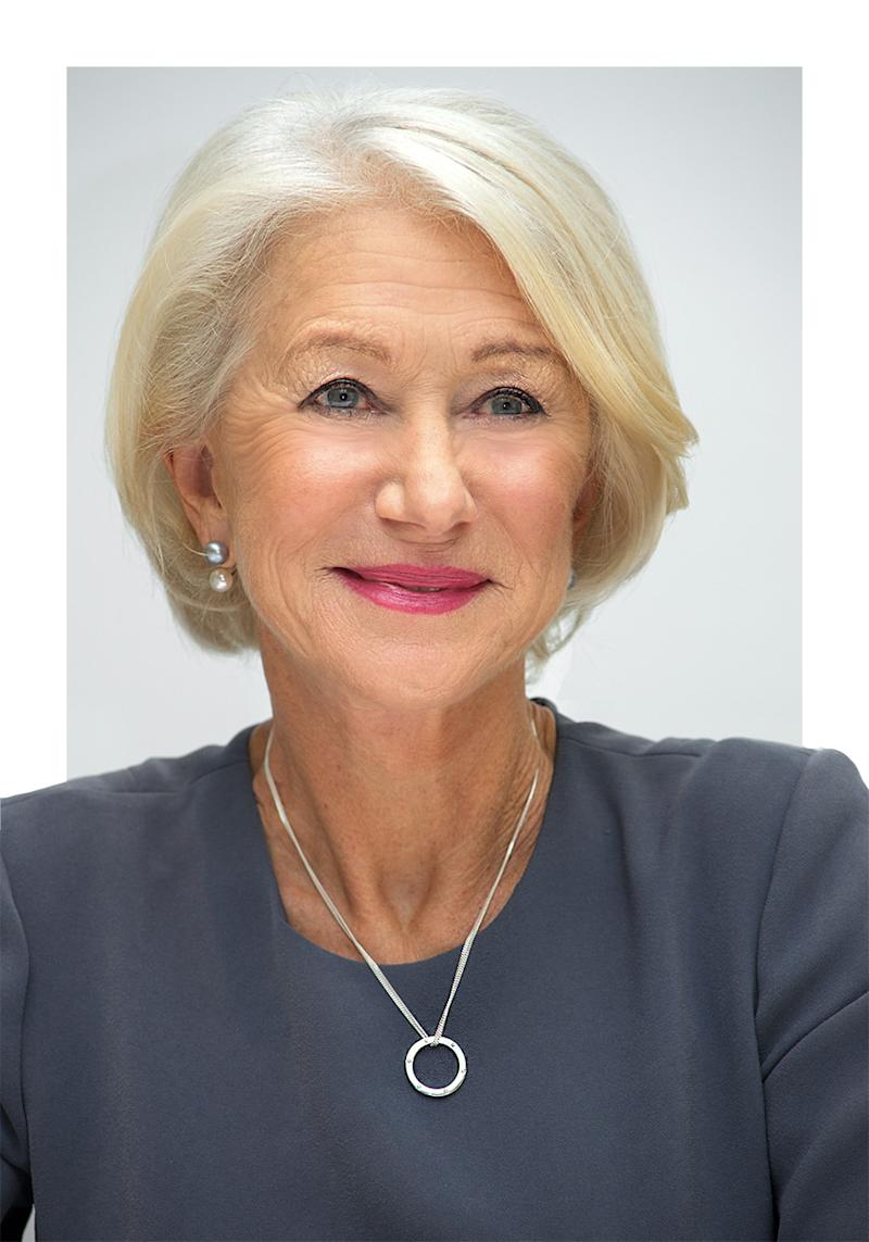 Helen Mirren On Aging In Hollywood The Best Thing About Being Over