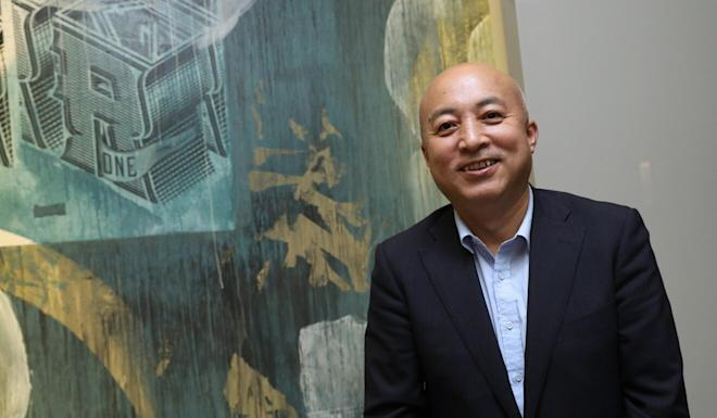 Wang Xudong, director of Beijing's Palace Museum, recently tipped the opening of Hong Kong's version of the attraction. Photo: Dickson Lee