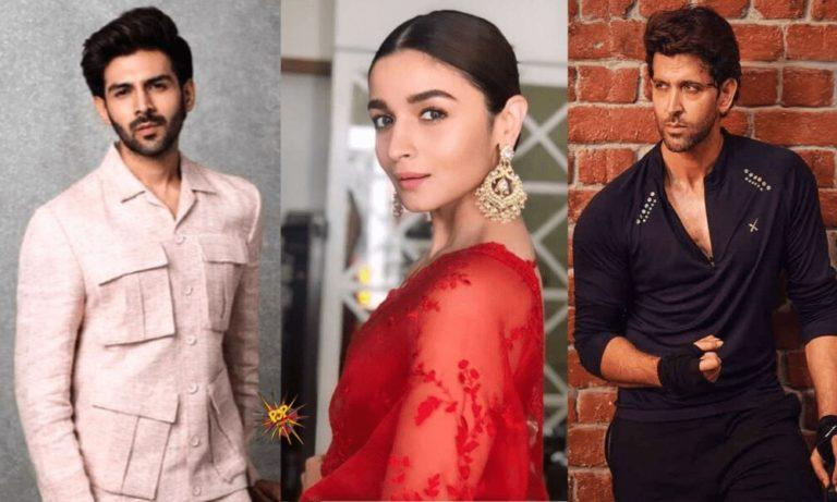 Hrithik Roshan or Kartik Aaryan? Who Would Be Paired Opposite Alia Bhatt In SLB's Gangubai?