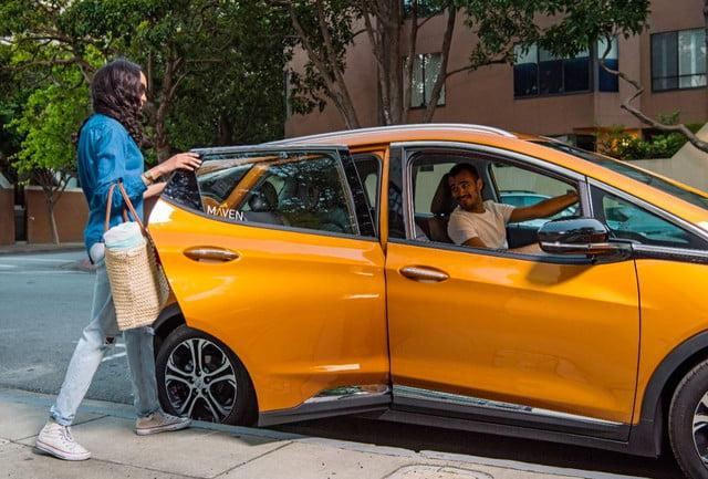 Want to drive for Uber or Lyft but need a car? Rent one from GM's