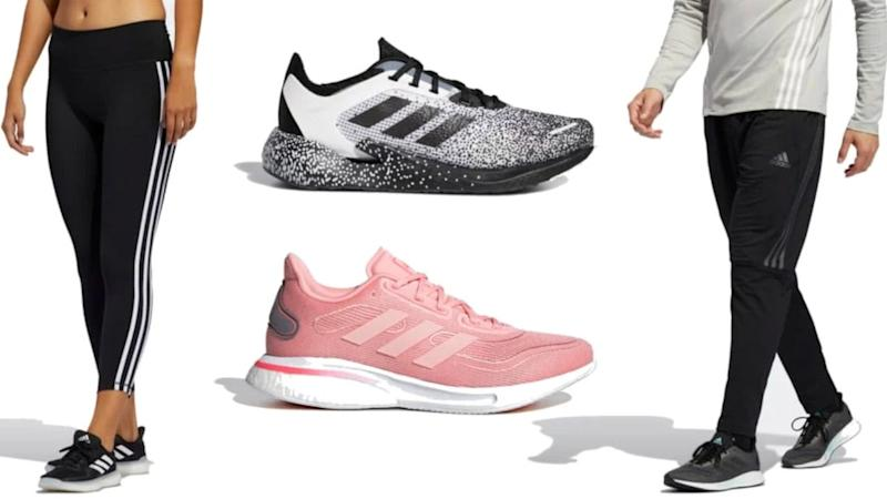 Adidas' fall sale is here with up to 50% off sneakers, sweats, hoodies and more