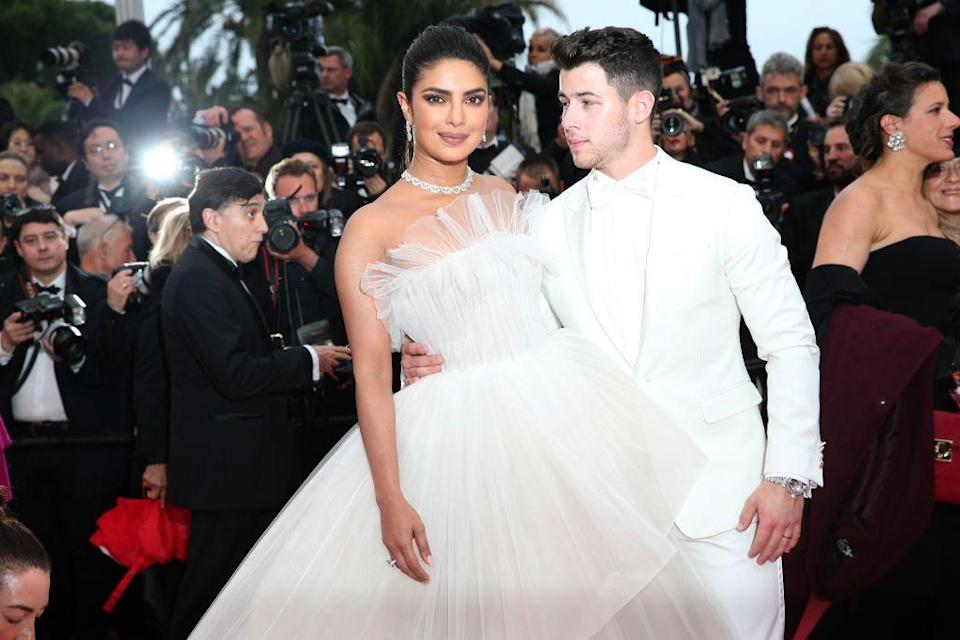 "<p><a href=""https://www.elle.com/uk/life-and-culture/culture/a28260069/priyanka-chopra-jonas-cover-august-2019/"" rel=""nofollow noopener"" target=""_blank"" data-ylk=""slk:Priyanka Chopra"" class=""link rapid-noclick-resp"">Priyanka Chopra</a> and Nick Jonas quickly became one of the world's favourite celebrity couples. </p><p>Even amidst the throng of a <a href=""https://www.elle.com/uk/royal-wedding/"" rel=""nofollow noopener"" target=""_blank"" data-ylk=""slk:royal wedding"" class=""link rapid-noclick-resp"">royal wedding</a>, one <a href=""https://www.elle.com/uk/life-and-culture/wedding/a28182548/sophie-turner-joe-jonas-wedding-dress-pictures/"" rel=""nofollow noopener"" target=""_blank"" data-ylk=""slk:Jonas brother already existing in a high-profile relationship"" class=""link rapid-noclick-resp"">Jonas brother already existing in a high-profile relationship</a> and the continuing show of unity from eternally adored couples like Beyoncé and Jay-Z and <a href=""https://www.elle.com/uk/life-and-culture/g28167561/blake-lively-ryan-reynolds-pictures/"" rel=""nofollow noopener"" target=""_blank"" data-ylk=""slk:Blake Lively and Ryan Reynolds"" class=""link rapid-noclick-resp"">Blake Lively and Ryan Reynolds</a>, the Chopra-Jonas fusion soon had everyone talking when they began dating in 2018.</p><p>Their <a href=""https://www.elle.com/uk/life-and-culture/a25452517/priyanka-chopra-has-revealed-her-and-nick-jonas-full-family-wedding-portraits/"" rel=""nofollow noopener"" target=""_blank"" data-ylk=""slk:multi-day spectacular wedding"" class=""link rapid-noclick-resp"">multi-day spectacular wedding</a> made headlines across the world, their <a href=""https://www.elle.com/uk/life-and-culture/a21065119/nick-jonas-comment-priyanka-chopra-instagram/"" rel=""nofollow noopener"" target=""_blank"" data-ylk=""slk:PDA Instagram posts"" class=""link rapid-noclick-resp"">PDA Instagram posts</a> make hearts melt and the way they speak about - <a href=""https://www.elle.com/uk/life-and-culture/a25407227/priyanka-chopra-nick-jonas-wedding/"" rel=""nofollow noopener"" target=""_blank"" data-ylk=""slk:and look - at each other"" class=""link rapid-noclick-resp"">and look - at each other</a> surely make even the most pessimistic believe in love. </p><p>Here are our favourite pictures of one of the world's most talked about couples...</p>"