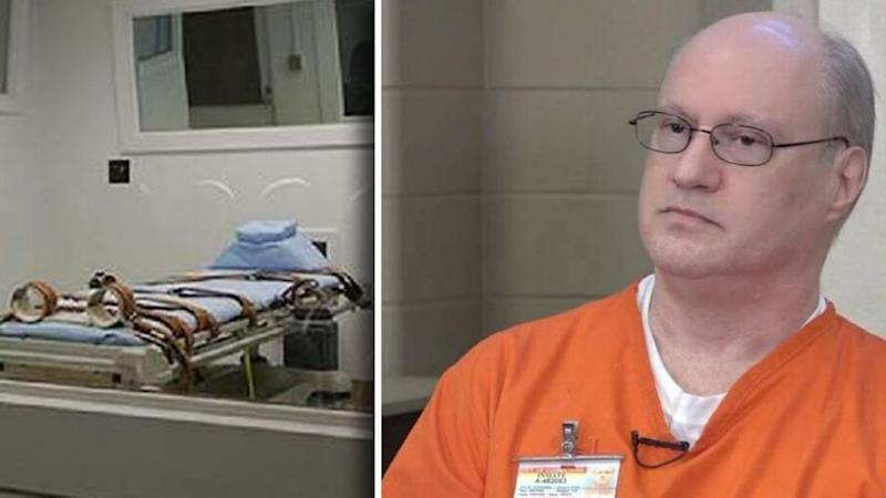Michael Lambrix said a final prayer before a lethal injection was pumped into his veins.