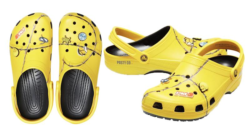 0547bed3b Crocs sell out in less than 10 minutes