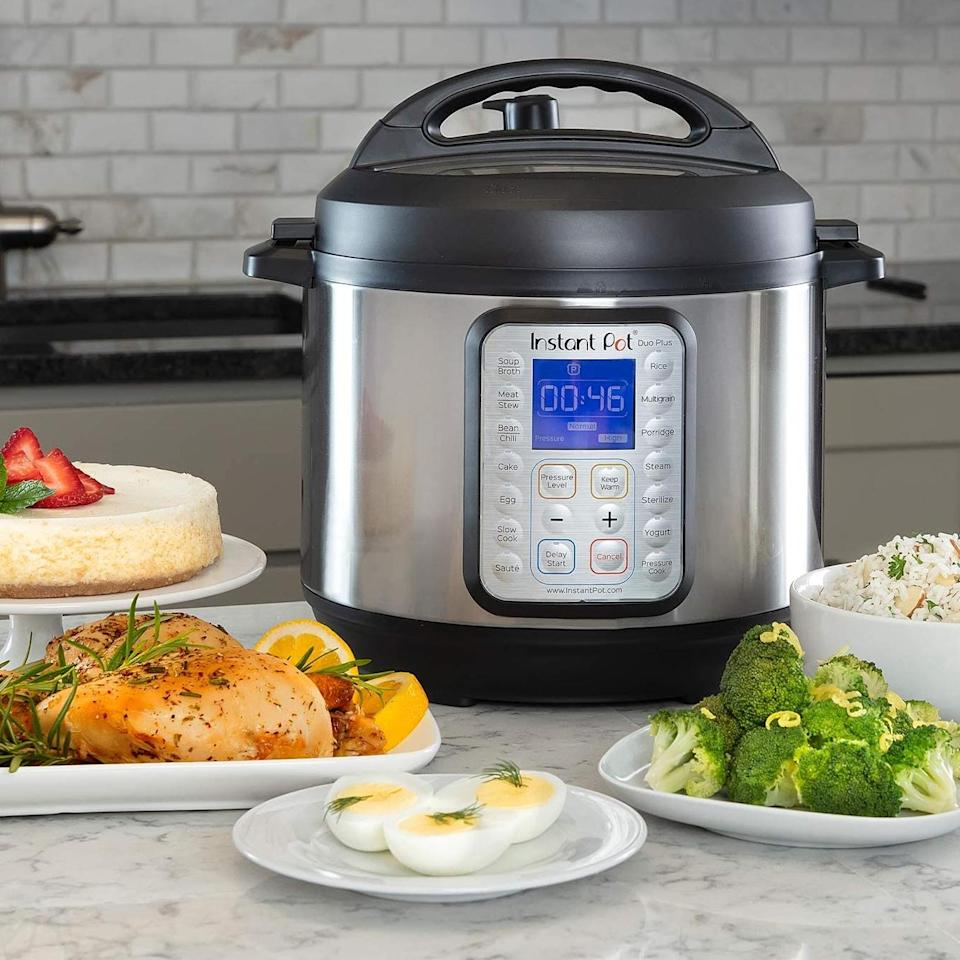 This beast makes fast work of practically any food. (Photo: Instant Pot)