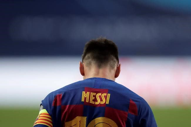 Messi's departure jeopardizes Barcelona's restructuring plan