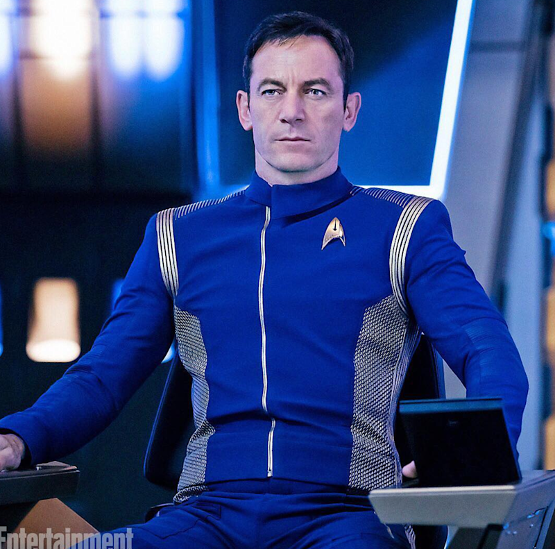 Photo credit: CBS / Entertainment Weekly