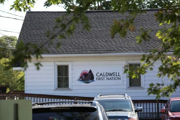 The online portal will help Caldwell First Nation more easily determine which projects need the most attention, such asactivities that could impact water and traditional food sources, said Nikki van Oirschot, director of operations. (Dan Taekema/CBC - image credit)