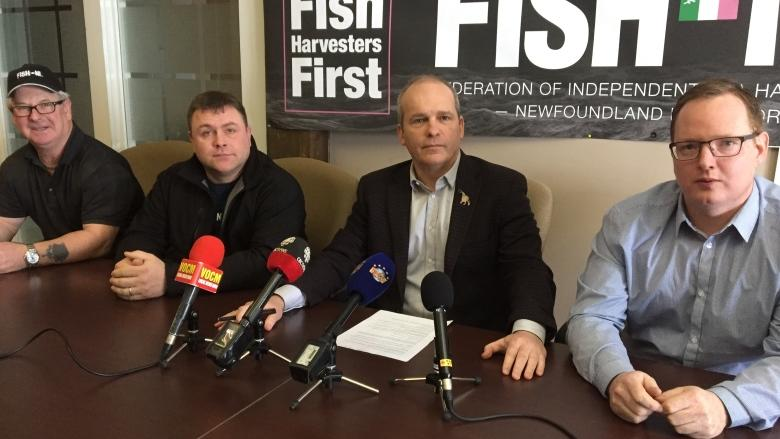 FISH-NL 'weeks away' from financial collapse in battle for support of inshore harvesters