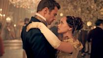 "<p>If Jane Austen movie adaptations are your idea of comfort binge-watching, then <em>Sanditon</em>, a sumptuous show based on Austen's final (and incomplete) novel, is for you. <em>Sanditon </em>takes place in a burgeoning seaside resort town, where lives converge—and one very swoonworthy romantic lead is born (looking at you, Theo James). <em>Sanditon </em>also is notable for featuring the only Black character in Austen's work: Georgiana Lambe is a West Indian heiress played by Crystal Clarke.</p><p><a class=""link rapid-noclick-resp"" href=""https://www.amazon.com/Sanditon-Season-1/dp/B082FSN986?tag=syn-yahoo-20&ascsubtag=%5Bartid%7C10063.g.35089329%5Bsrc%7Cyahoo-us"" rel=""nofollow noopener"" target=""_blank"" data-ylk=""slk:Watch Now"">Watch Now</a></p>"