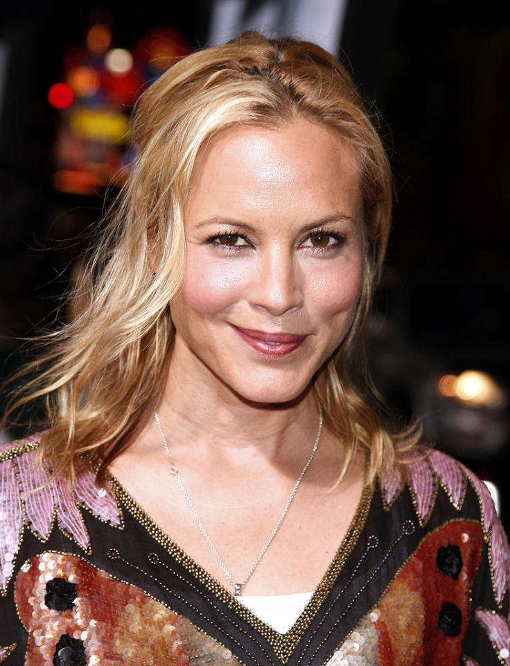 """<a href=""""http://movies.yahoo.com/movie/contributor/1800019251"""">Maria Bello</a> at the Los Angeles premiere of <a href=""""http://movies.yahoo.com/movie/1809955918/info"""">Eagle Eye</a> - 09/16/2008"""