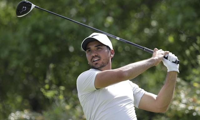"<span class=""element-image__caption"">Jason Day's golf is not his main concern at the moment, given his mother's serious illness.</span> <span class=""element-image__credit"">Photograph: Eric Gay/AP</span>"