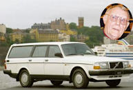 Ingvard Kamprad is the founder of Ikea and is worth an estimated $28 billion. But his ride of choice is as humble as the furniture he sells: a 1993 Volvo 240. If the car sold today, it would only be worth about $1500. information via billionairecars.com and edmunds.com.