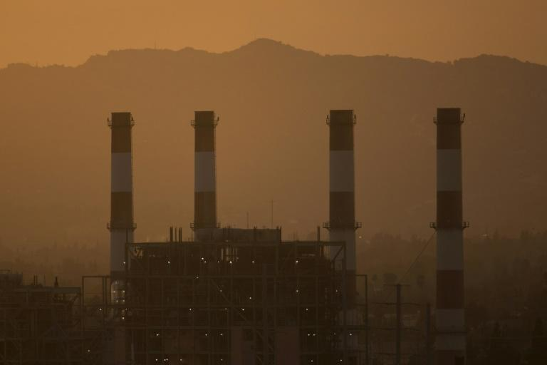 The United States is the world's number two carbon polluter, after China