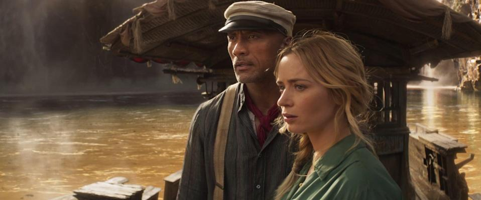 """<p>Dwayne Johnson and <a class=""""link rapid-noclick-resp"""" href=""""https://www.popsugar.co.uk/Emily-Blunt"""" rel=""""nofollow noopener"""" target=""""_blank"""" data-ylk=""""slk:Emily Blunt"""">Emily Blunt</a>'s Disney film has been pushed back a year from its July 24, 2020 release date. <strong>Jungle Cruise</strong> will now premiere on July 30, 2021.</p>"""