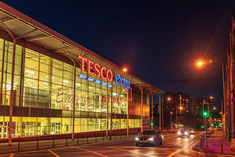 The Tesco store acquired has parking provision for over 700 vehicles and a 12-pump petrol filling station. Photo: Getty Images