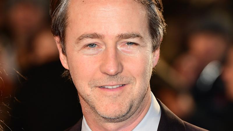 Edward Norton: Trump is The Manchurian Candidate presidency