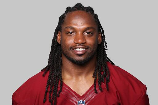 This is a 2014 photo of Brandon Meriweather of the Washington Redskins NFL football team. This image reflects the Washington Redskins active roster as of Tuesday, June 17, 2014 when this image was taken. (AP Photo)